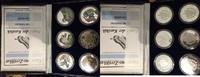 1996  20 Pesos 1996 Fauna der Karibik farbig Piedfort pp sehr selten  650,00 EUR  Excl. 7,00 EUR Verzending