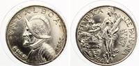 """1947  Panama 1 Balboa """"Vasco Nunez d..."""