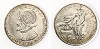 """1953  Panama 1 Balboa """"Vasco Nunez d..."""