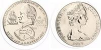 1973  Cook Islands 7,5 Dollars Cooks Disc...