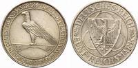 1930 A  5 Mark Rheinlandräumung vz