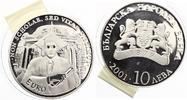 2001  Bulgarien 10 Leva 2001 - Hochschula...