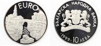 1999  Bulgarien 10 Leva 1999 - EURO - Sta...