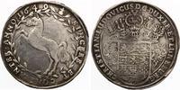 1649 LW  Braunschweig Lüneburg Celle Taler 1649 Christian Ludwig 1648-... 350,00 EUR  +  7,00 EUR shipping