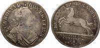 1764 IDB  Braunschweig Wolfenbüttel Karl 2/3 Taler 1764 knappes ss  60,00 EUR  +  7,00 EUR shipping