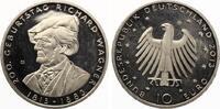2013  10 Euro Richard Wagner bankfrisch
