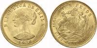 1926  100 Pesos vz-prägefrisch