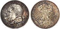 1957  5 DM Eichendorff vz herrliche Patina