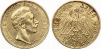 1900  20 Mark Preussen Wilhelm II f.vz  310,00 EUR  +  7,00 EUR shipping