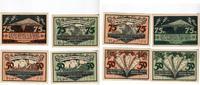 1921  Aschersleben 50 Pfennig 75 Pfennig ...