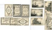 1921  Buchau 25 Pfennig - 5 Mark Mehl 197...