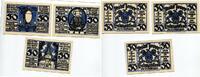 1921  Jever Heimatverein 3 x 50 Pfennig M...