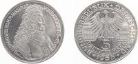 1955  5 DM Markgraf von Baden Bankfrisch ...