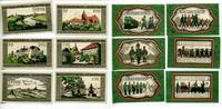 1921  Wildeshausen 2 x 25 Pfennig - 1 Mar...