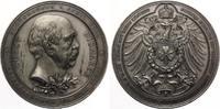1898  Bismarck Große Zinnmedaille 1898 au...