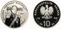 1996  Polen 10 Zloty 200 Jahre Nationalhymne Dabrowski Masurka pp  60,00 EUR  Excl. 7,00 EUR Verzending