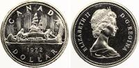 1972  Kanada 1 Dollar Kanu f.st  12,50 EUR  +  4,00 EUR shipping