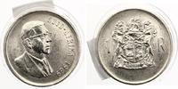 1969  Südafrika 1 Rand 1969 Silber vz-prägefrisch  12,00 EUR  +  4,00 EUR shipping