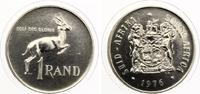 1976  Südafrika 1 Rand 1976 Silber vz-prägefrisch  12,00 EUR  +  4,00 EUR shipping