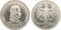 1955  5 DM Schiller vz  200,00 EUR  +  7,00 EUR shipping
