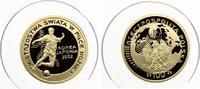 2002  Polen 100 Zloty 2002 Fußball-Weltme...
