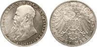 1915  2 Mark Sachsen Meiningen 1915 Georg auf den Tod Jaeger 154 nahez... 280,00 EUR  Excl. 7,00 EUR Verzending