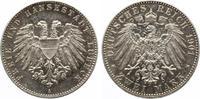 1901  2 Mark Lübeck gutes vz  325,00 EUR  Excl. 7,00 EUR Verzending
