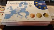 2010 A - J  KMS BRD Kursmünzensatz komple...