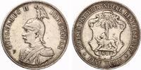 1894  Deutsch Ostafrika 1 Rupie ss+ selten