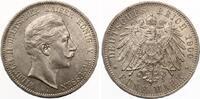 1900  5 Mark Preussen Wilhelm II vz-st