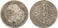1879 A  2 Mark Preussen schön