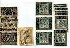 1921  Osterfeld 25 Pfennig - 15o Pfennig ...
