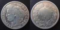 1870 A France 2 francs Cérès 1870 A sans ...