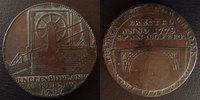 1789 Token TOKEN, half penny 1789, COALBROOKDALE, TB+ s+  12,00 EUR  +  6,00 EUR shipping