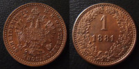 1881 Autriche, Ostereich, Austria Autriche, Austria, Ostereich, 1 kreu... 9,00 EUR  +  6,00 EUR shipping