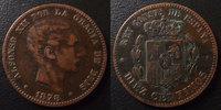 1878 Espagne, Spain Espagne, Spain, 10 centimos 1878, Alphonso XII, TT... 10,00 EUR  +  6,00 EUR shipping