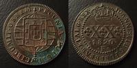 1820 R Brésil, Brazil BRESIL, BRAZIL, Joao VI, 20 reis 1820 R, 5,80 gr... 60,00 EUR  +  6,00 EUR shipping