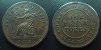 1813 Token CANADA, one penny token 1813, Trade & Navigation, Nova Scot... 22,00 EUR  +  6,00 EUR shipping
