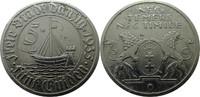 5 Gulden 1935 Danzig D19 5 Gulden Danzig ss