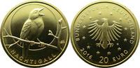 20 Euro 2016 Deutschland 20€ Gold Heimisch...