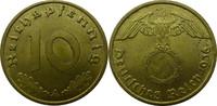 10 Rpf 1936 A Deutschland J364 10 Reichspf...