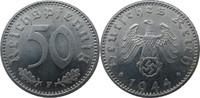 50 Rpf 1944 F Deutschland J372 50 Reichspf...