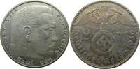 2 Mark 1936 E Deutschland J366 2 Mark Hind...