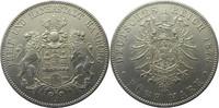 5 Mark 1876 J Deutschland Hamburg J62 5 Ma...