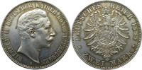 2 Mark 1888 A Deutschland Preussen J100 2 ...