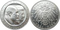 3 Mark 1911 F Deutschland Württemberg J177...