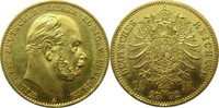 10 Mark Gold 1872 A Deutschland Preussen J...