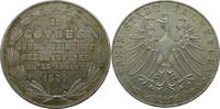 Doppelgulden 1849 Altdeutschland Frankfurt Thun 137 Doppelgulden f.stgl  195,00 EUR  +  12,95 EUR shipping