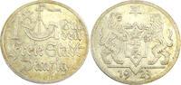 1 Gulden 1923 Danzig J.D7 1 Gulden Danzig ...