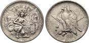 1/2 Dollar 1937 USA Half Dollar - Texas Centennial - seltenes Jahr! vz-st